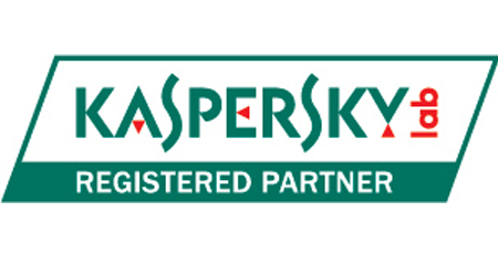 Award-winning security and anti-virus, Kaspersky Labs partner